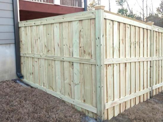 Fence Amp Gate